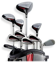 Callaway Strata Golf Club set
