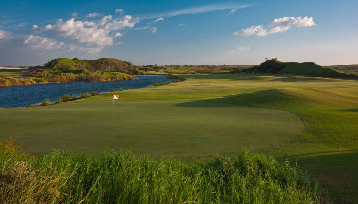 streamsong Resort Red, Streamstrong, FL